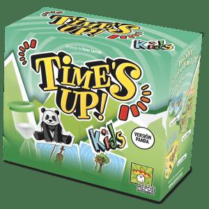 Time's Up! Kids - Panda