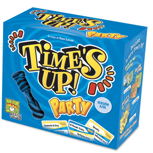 Time's Up! Party - Azul