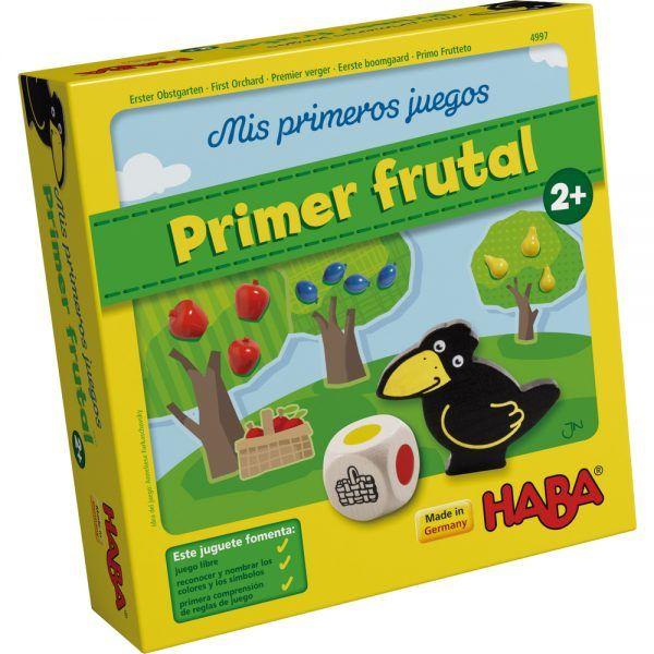 Mis Primeros Juegos: Primer Frutal