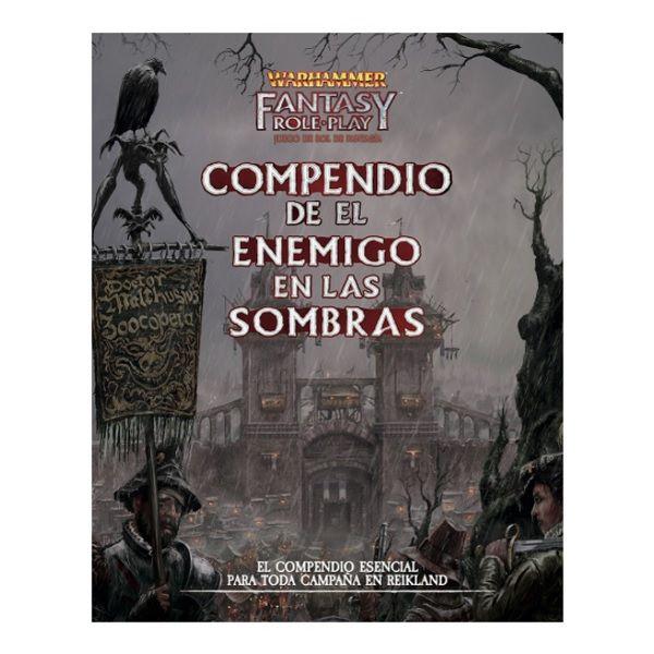 Warhammer: JdR - El Enemigo Interior 1: Compendio de el Enemigo en las Sombras
