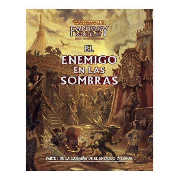Warhammer: JdR - El Enemigo Interior 1: El Enemigo en las Sombras