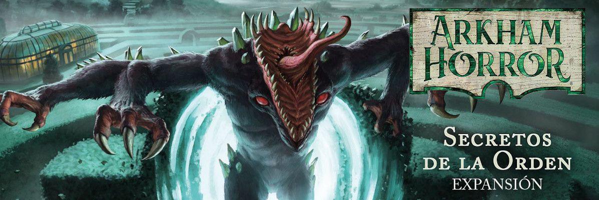 Arkham Horror Secretos de la Orden