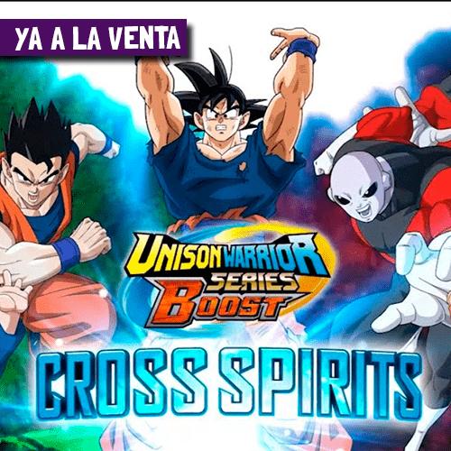 Dragon Ball Super TCG Cross Spirits