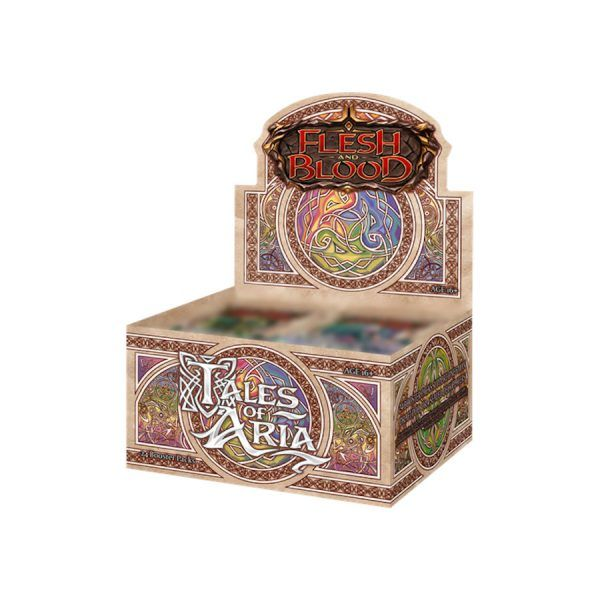 Flesh and Blood Tales of Aria Booster Box