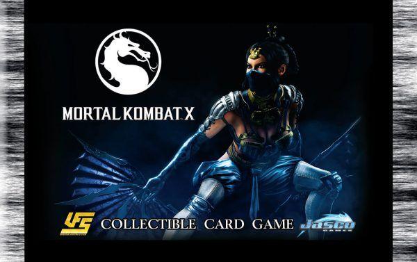 UFS: Mortal Kombat X - Booster Display