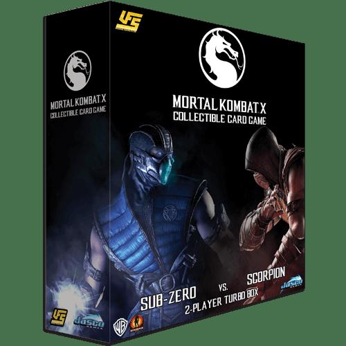 UFS Mortal Combat X