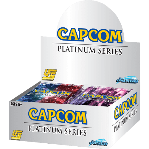 UFS: Capcom Platinum Series - Booster Display
