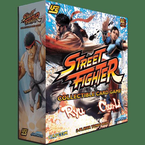UFS: Street Fighter - 2 Player Turbo Box