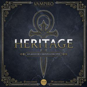 Vampiro: La Mascarada - Heritage
