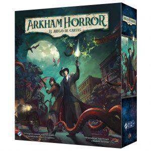 Arkham Horror: El Juego de Cartas - Edición Revisada