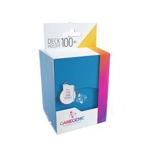 Deck-Box: Gamegenic Deck Holder 100+ Azul