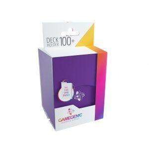 Deck-Box: Gamegenic Deck Holder 100+ Morado