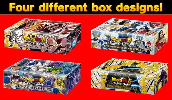 DBS Anniversary Box 2021
