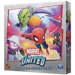 Marvel United: Entra en el Spider-Verso
