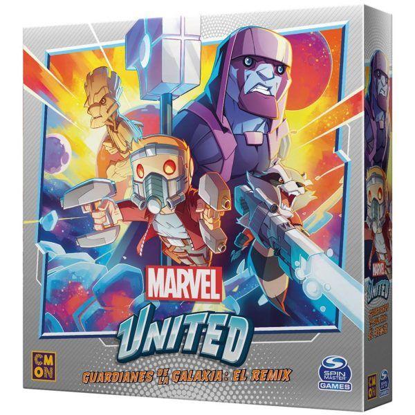 Marvel United: Guardianes de la Galaxia: El Remix