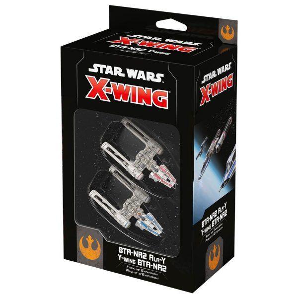 Star Wars X-Wing: Segunda Edición - BTA-NR2 Ala-Y
