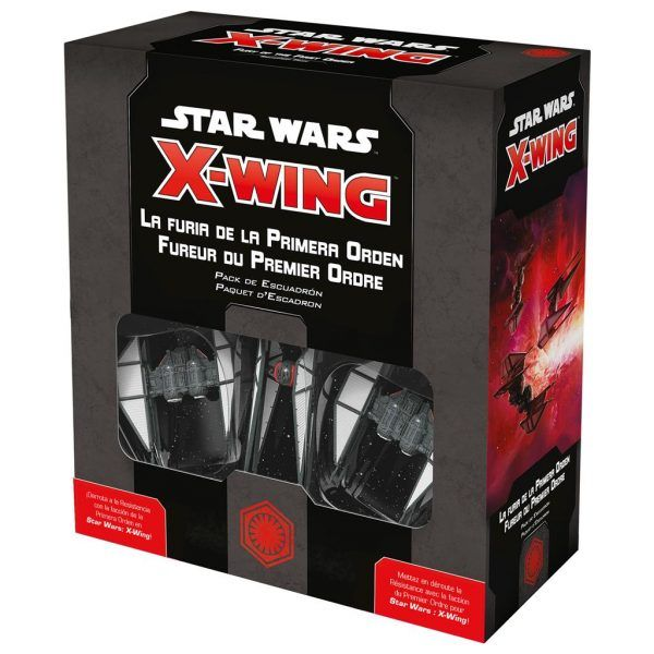 Star Wars X-Wing: Segunda Edición - La Furia de la Primera Orden