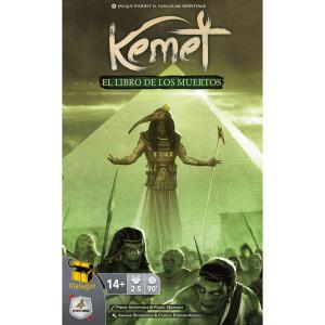 Kemet: Sangre y Arena - El Libro de los Muertos