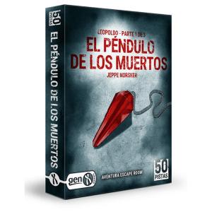 50 Pistas: El Péndulo de los Muertos