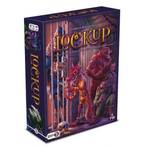 Lockup: Un Relato de Roll Player