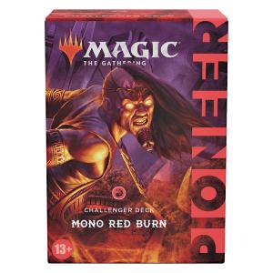 MTG: Pioneer Challenger Deck 2021 - Mono Red Burn