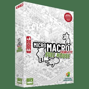 Micro Macro: Crime City - Full House