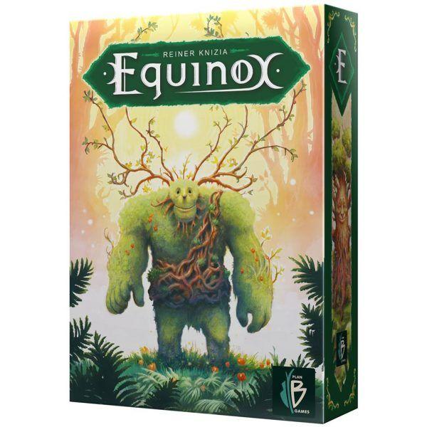 Equinox Edición Verde